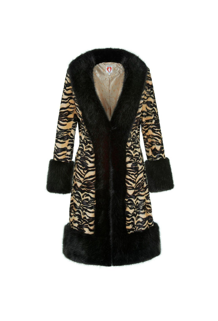 Vivien Coat, shrimps