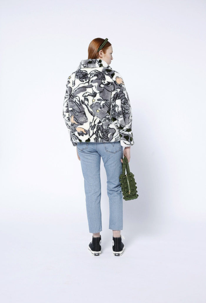 Zio Jacket - Mythological, shrimps