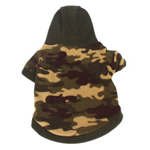 Load image into Gallery viewer, Leopard Camouflage Hoodie - Snout & Paws