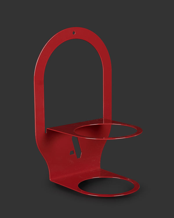 Bracket Planter Red
