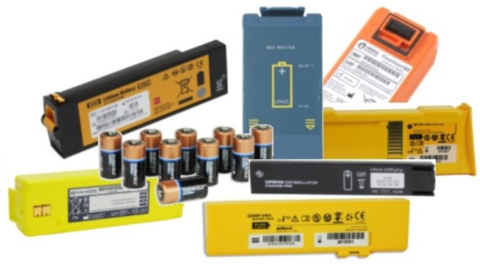 The Defib Store Battery Recycling Program
