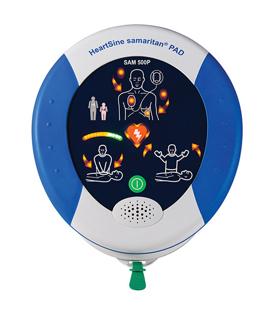 Heartsine 500P Defibrillator With CPR Feedback