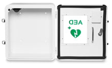 Load image into Gallery viewer, Break Glass Outdoor Defibrillator Cabinet