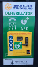 Load image into Gallery viewer, Corporate & Community Defibrillator & Cabinet Package