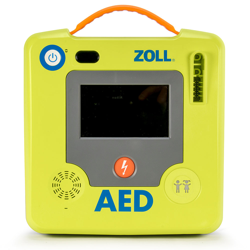 ZOLL AED 3 BLS (no manual override)