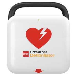 Physio Control Lifepak CR2 Defibrillator With Wifi Options
