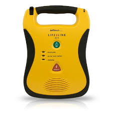 Defibtech Lifeline Semi-Auto AED (5yr Battery)
