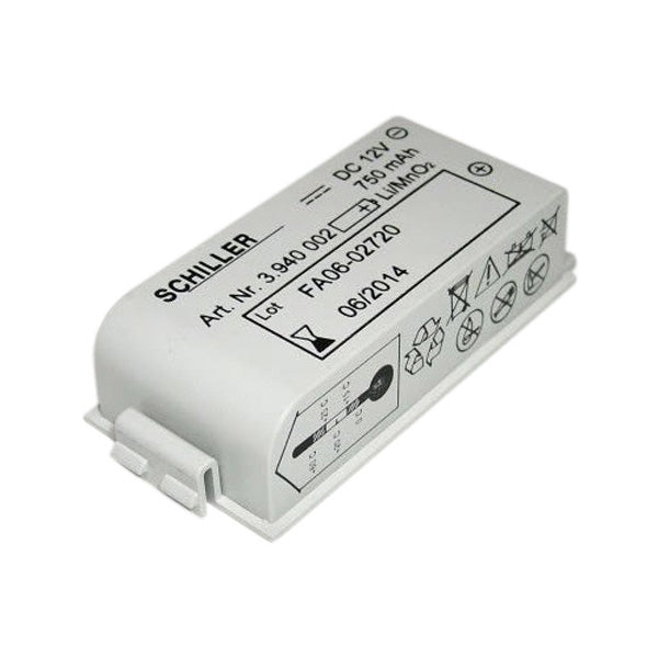 Schiller FRED Easyport Battery