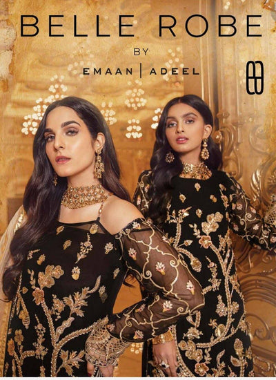 Emaan Adeel Belle Robe Wedding Edition
