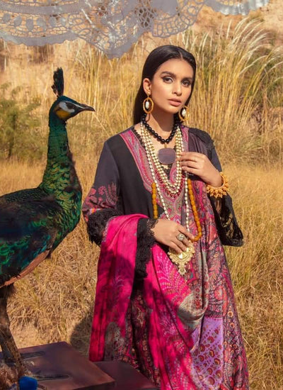 Sana Safinaz Winter Shawl 2020