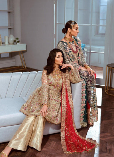 Maryum N Mariya Shamrock Wedding Collection 2020