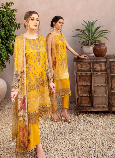 Ramsha Chevron Lawn - All Collection