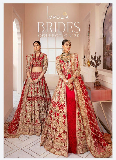Imrozia Bridals Wedding Edition- Exclusive!