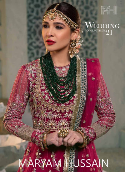 Meer by Maryam Hussain Wedding Edition