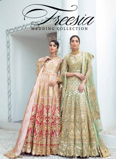 Maryum N Mariya Freesia Wedding Collection 21