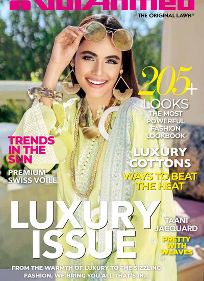 Gul Ahmed Luxury Issue