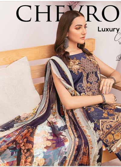 Ramsha Chevron Lawn Collection Vol 3