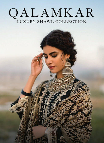Qalamkar Luxury Shawl Collection