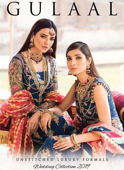 Gulaal Zohra Wedding Collection