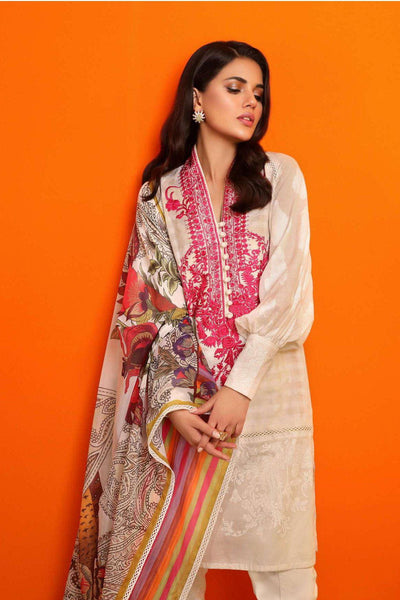 Sana Safinaz Pre-Fall Embroidered Collection 2019 – 03