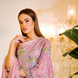 Ramsha Chevron Chiffon Collection 2019 – A-112