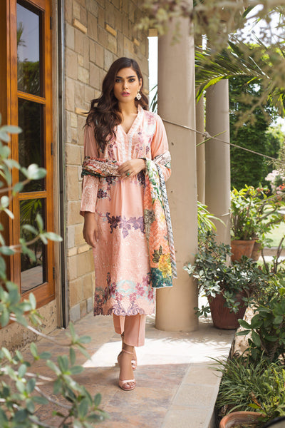 Kalyan Festive Lawn Collection Vol 3 2019 – KV3-7