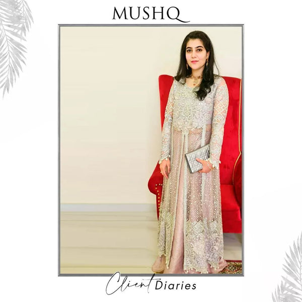 Spotted in Mushq Truosseau De Luxe\Wedding Edition\Veiled Rose (MTL-20-3)