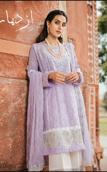 Qalamkar Lawn Collection/NR 15