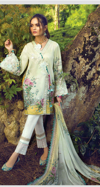 Restocked\Afsaneh Summer Collection/Shaib e Jamaal/3Pc