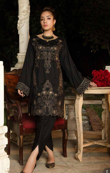 img_adans_libas_muzayyan_black_jacquard_kurti_collection_awwal_boutique