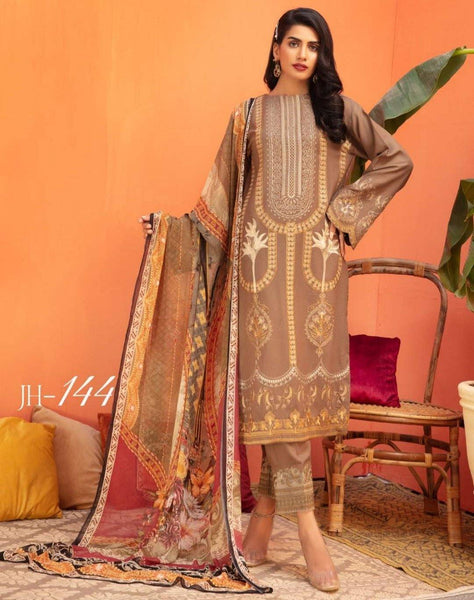 img_johra_zaib_leather_peach_woolen_shawl_collection_awwal_boutique