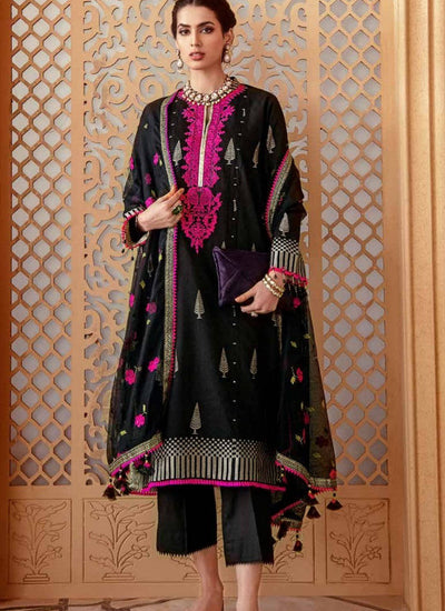 Gul Ahmed Glamourous Luxury Collection/FE 277