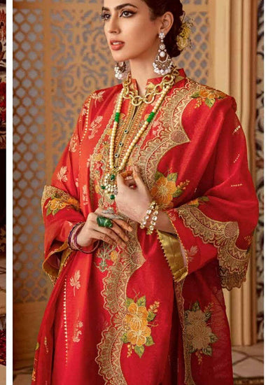 Gul Ahmed Glamourous Luxury Collection/FE 274