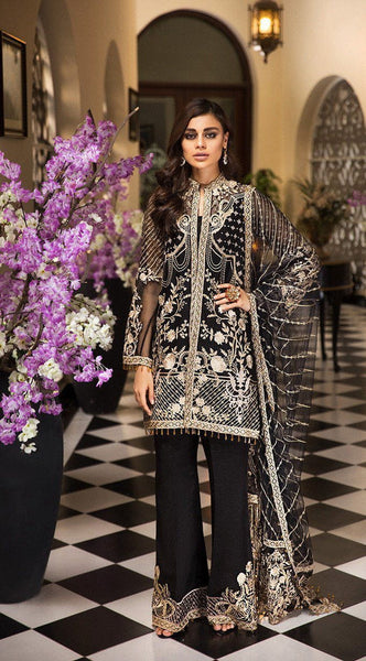 Restocked/Anaya by Kiran Chaudhry – La Belle Soiree Festive Collection 2019 – Nora