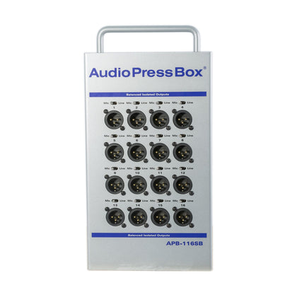 Audio PressBox