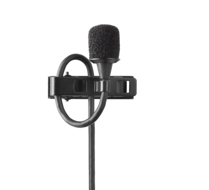 Lavalier & Headworn Mics