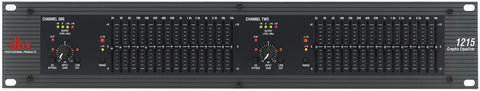 Dual Channel 15-Band Equalizer