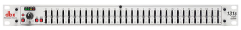 Single 31-Band Graphic Equalizer