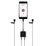 RODE SC6-L-KIT - Dual TRRS input and headphone output for Apple Devices