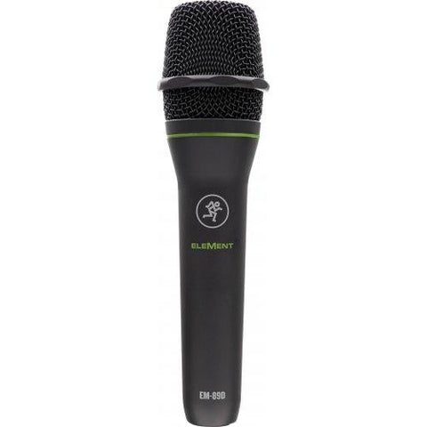 Mackie EM-89D - Dynamic Vocal Microphone