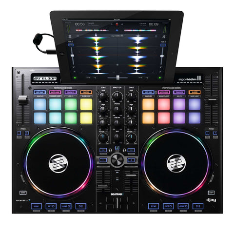 Reloop - Beatpad 2 Ipad/PC/Mac dj controller