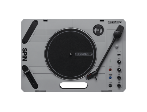 Reloop - SPIN PORTABLE TURNTABLE