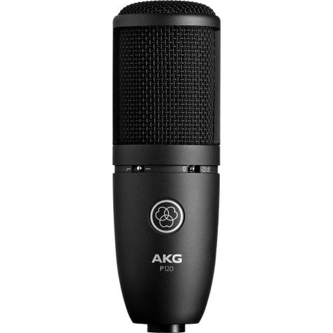AKG P120 - Multi Purpose studio microphone