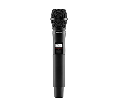 QLXD2/SM87A Handheld Transmitter with SM87 Capsule