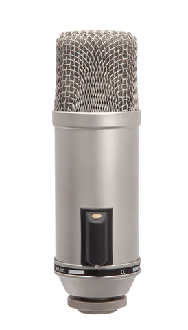 RODE BROADCASTER - End-Address Broadcast Condenser Microphone
