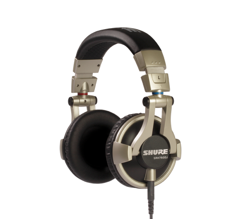 SRH750DJ Professional DJ headphone.