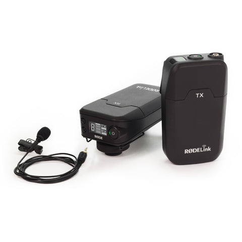 RODE FILMAKER KIT - Digital Wireless System for Filmmakers
