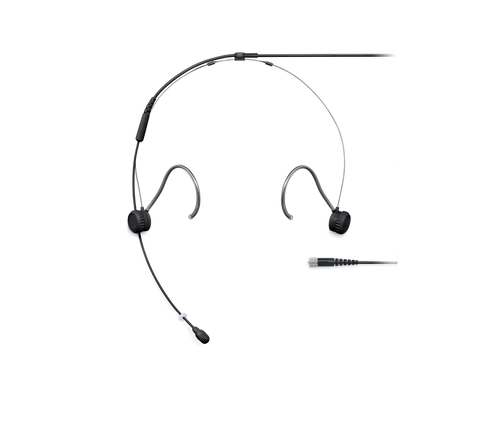 TwinPlex™ TH53 Subminiature Headset Microphone (Microdot)