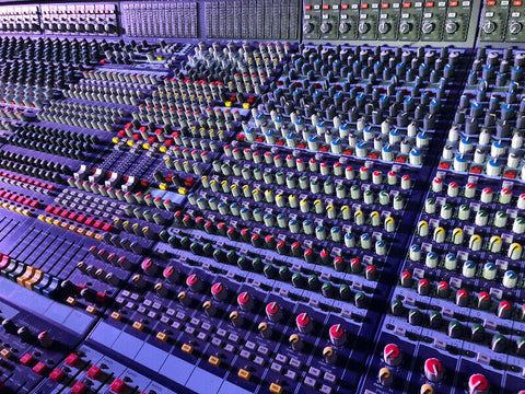 LEGEND 3000 - 48 inputs Analog mixer board