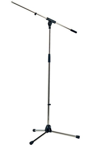 steel microphone stand